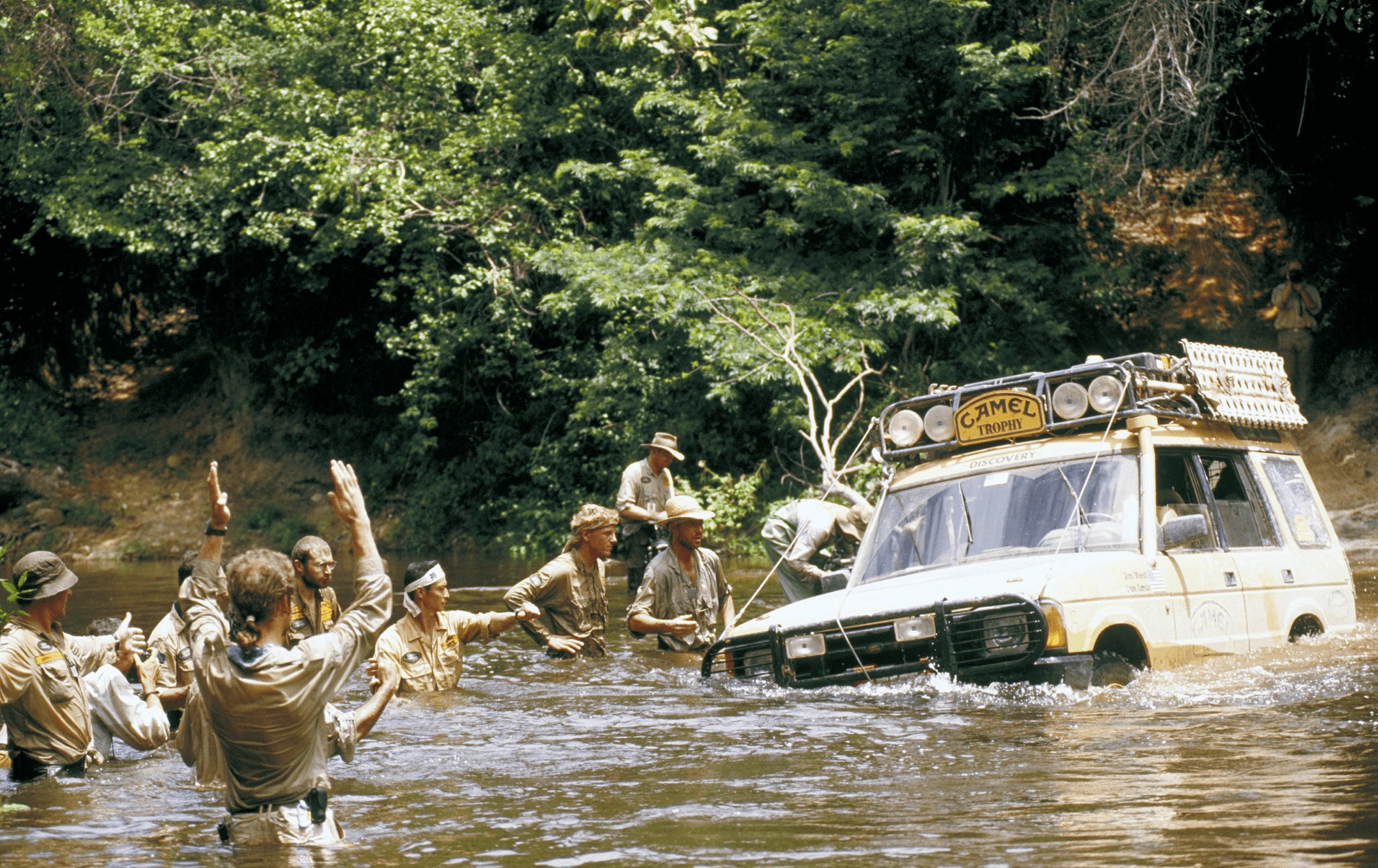 Camel Trophy    at