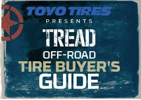 2017 TREAD: WHEEL & TIRE BUYER'S GUIDE