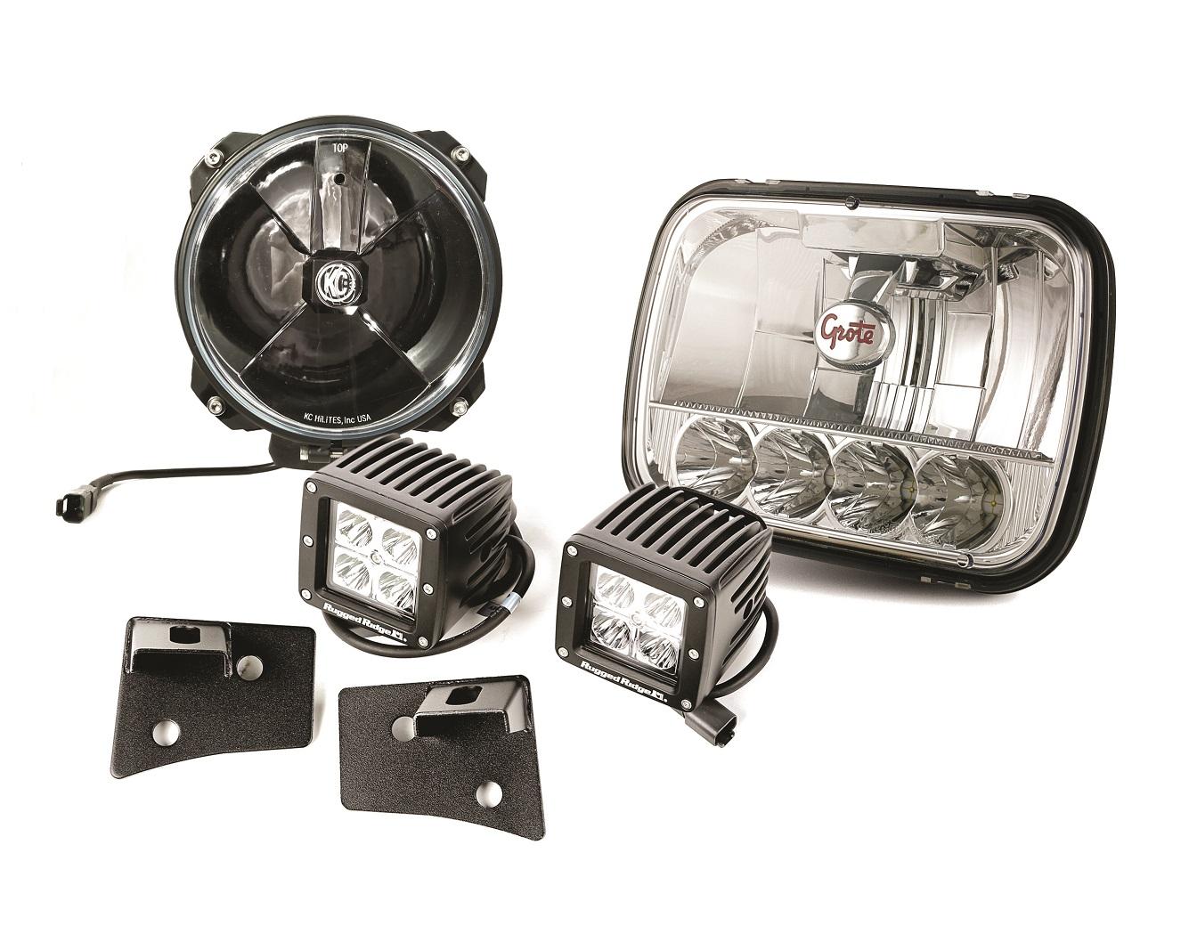 Relay Wiring Besides Kc Light Harness As Well Gravity Led Lights Wrangler Life After Dark Tread Magazine