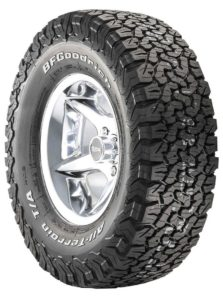 off-road tire: BF GOODRICH KO2