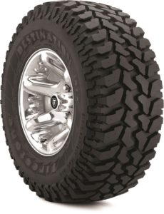 off-road tire: FIRESTONE DESTINATION M/T
