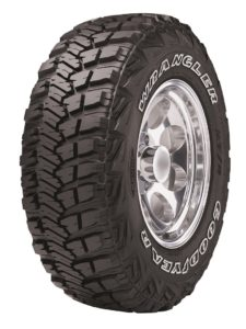 off-road tire: GOODYEAR WRANGLER M/T R