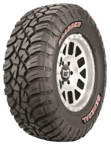 off-road tire: GENERAL GRABBER X3