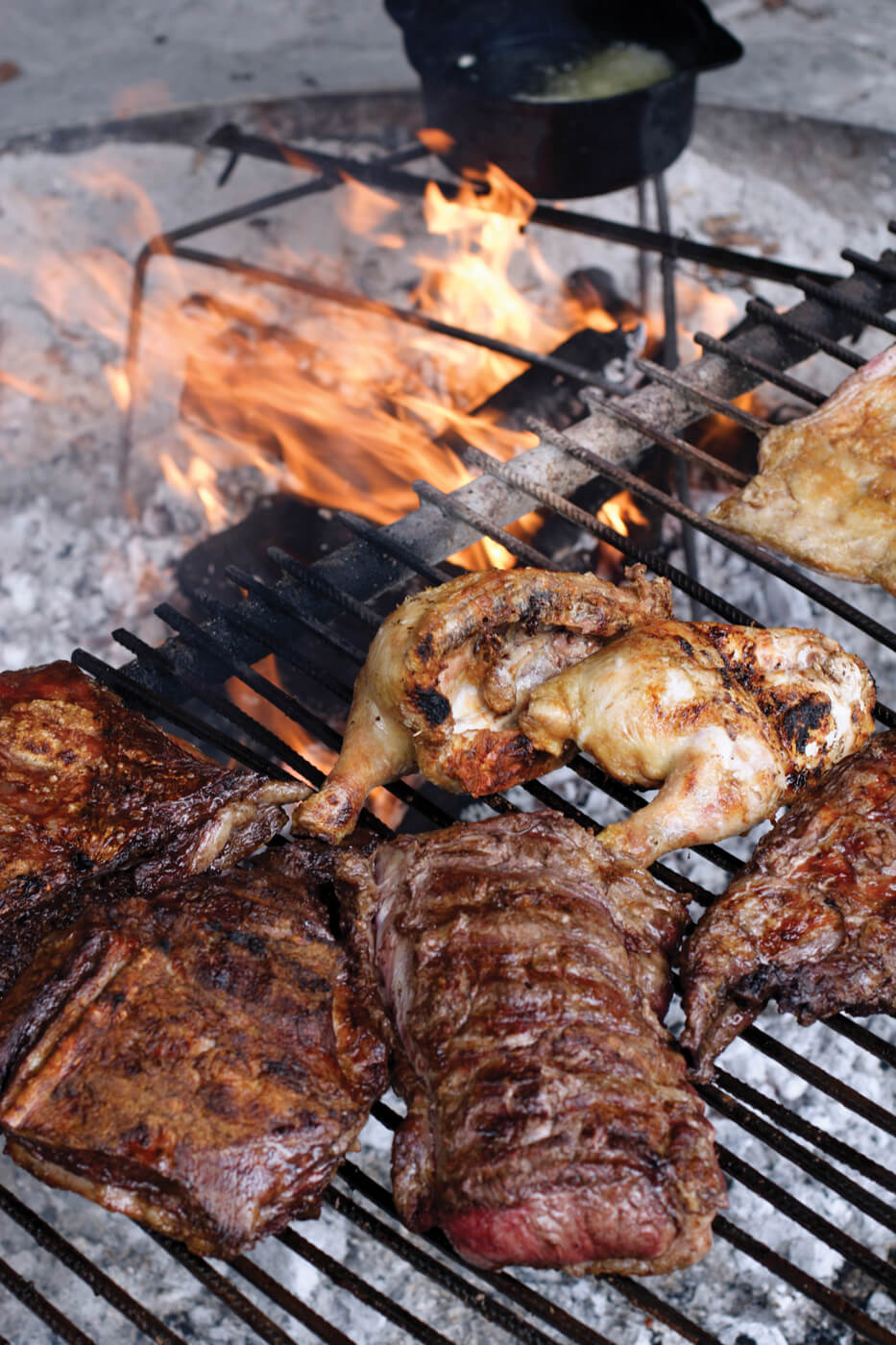 Mastering some grilling basics will give you the skillset to eventually start cooking several cuts of meat at once, whether it be beef, chicken or lamb.