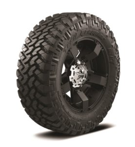 off-road tire: NITTO TRAIL GRAPPLER
