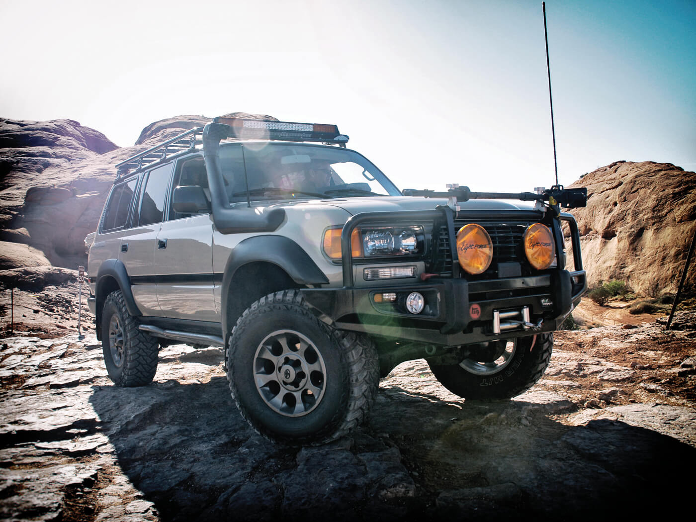 Keep On Running: A 1992 Toyota FJ80 Land Cruiser's Legacy