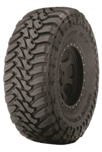 off-road tire: TOYO OPEN COUNTRY M/T