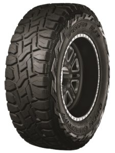 off-road tire: TOYO OPEN COUNTRY R/T