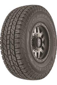 off-road tire: YOKOHAMA GEOLANDER A/T G015