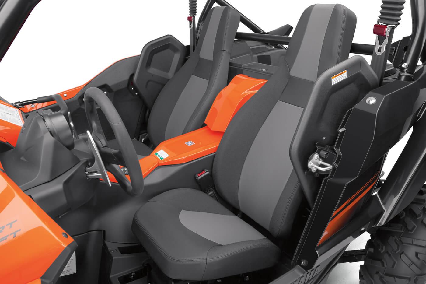 YXZR SS Orange D