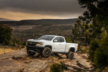 Chevrolet Colorado ZR