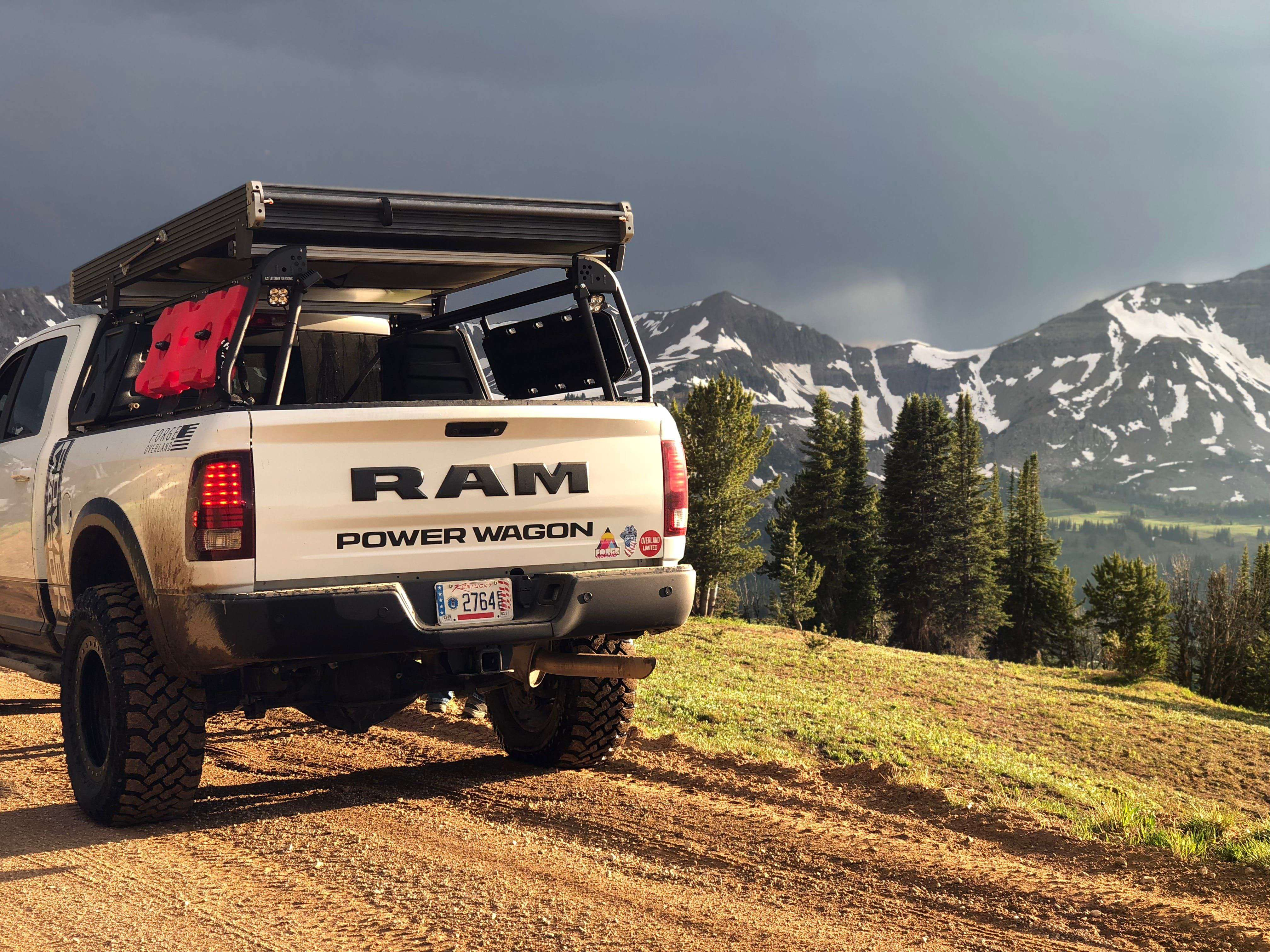 Leitner Active Cargo System Supporting Your Rack Tread Magazine