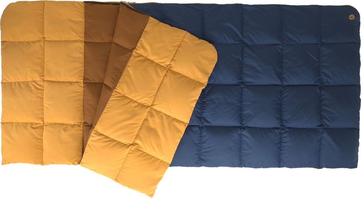 Marmot winter sleeping bag