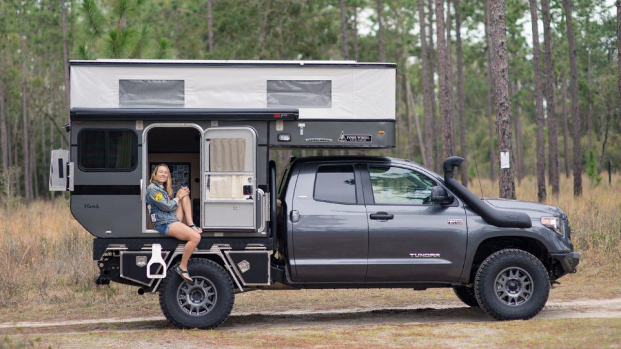 VOTW: Tundra Four Wheel Camper Tour - TREAD Magazine