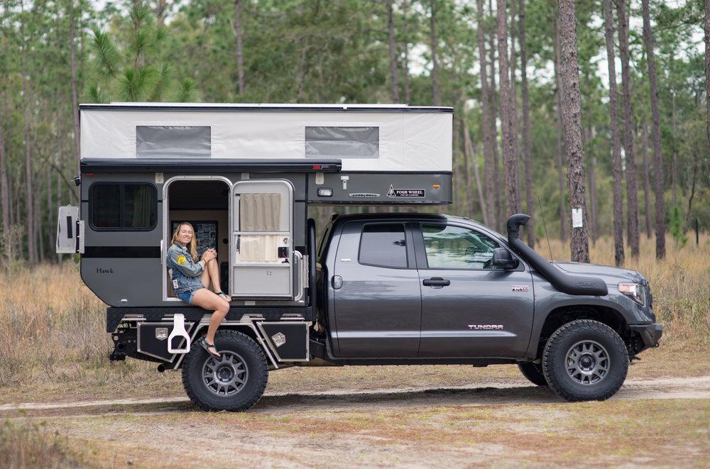 2017 Tundra Diesel >> VOTW: Tundra Four Wheel Camper Tour - TREAD Magazine