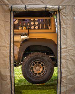 Toyo Tires Trailpass: RLD gullwing bar on Toyota Tacoma