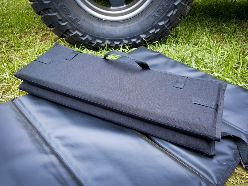 2019 Overland Expo East: Trail Creeper mat