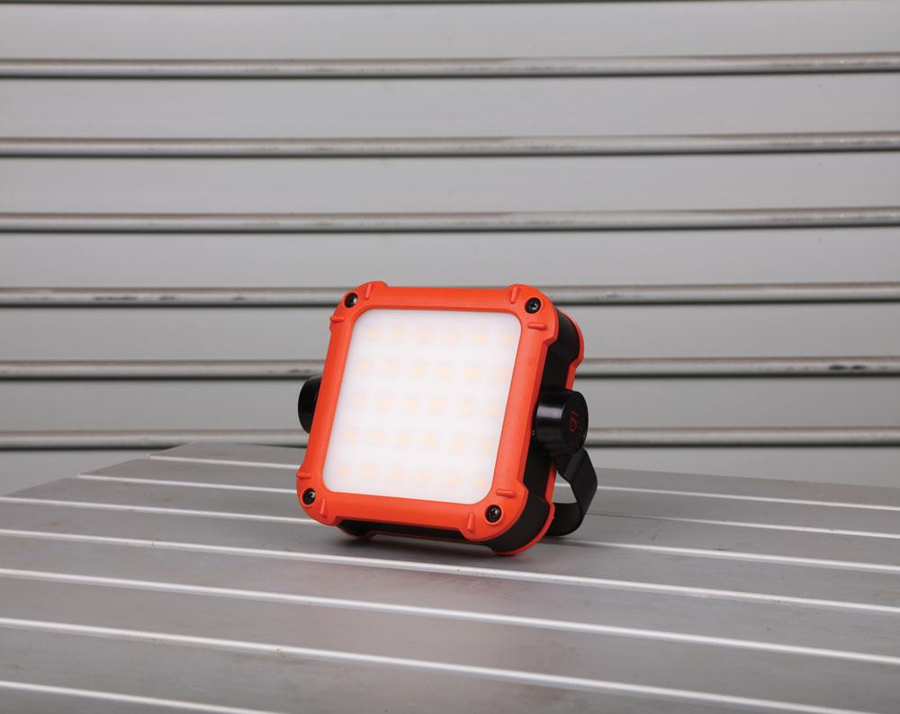 Campsite lantern - Gear aid ARC LED Light & Power Station