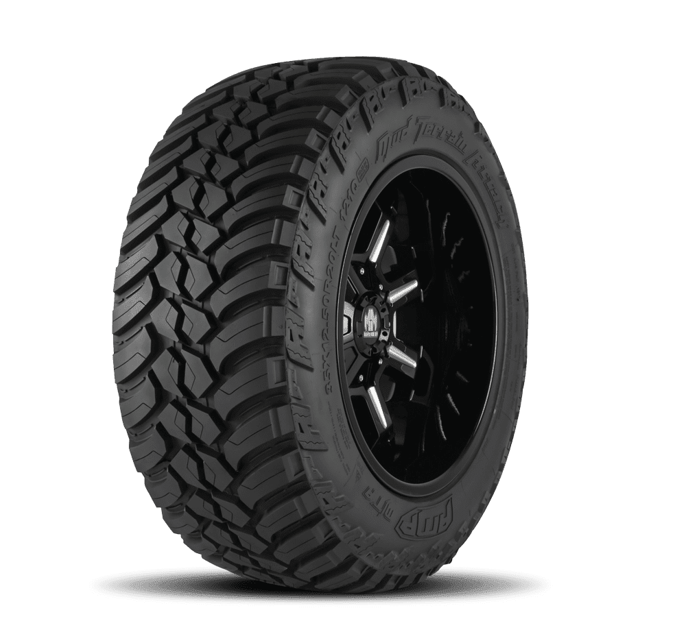 AMP Mud Terrain Attack M/T A tire
