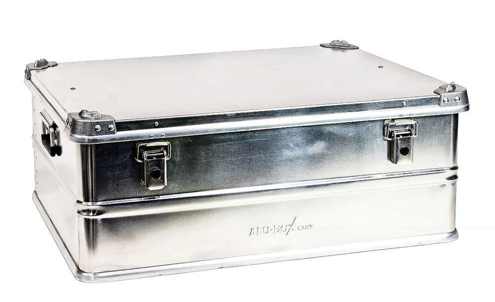 AluBox Aluminum Case storage containers