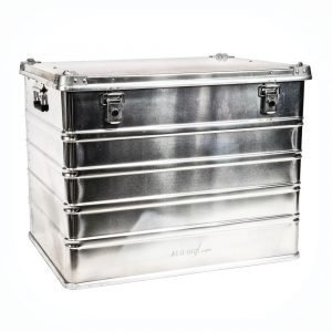 AluBox Aluminum Case