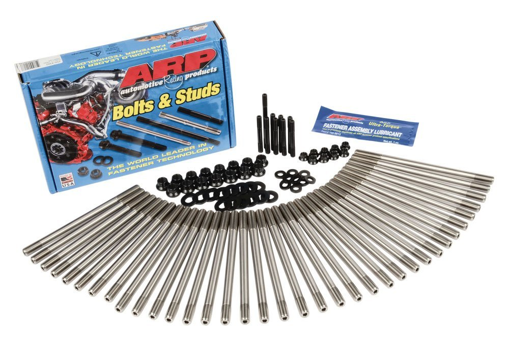 Outfitted ARP Head Stud Kit