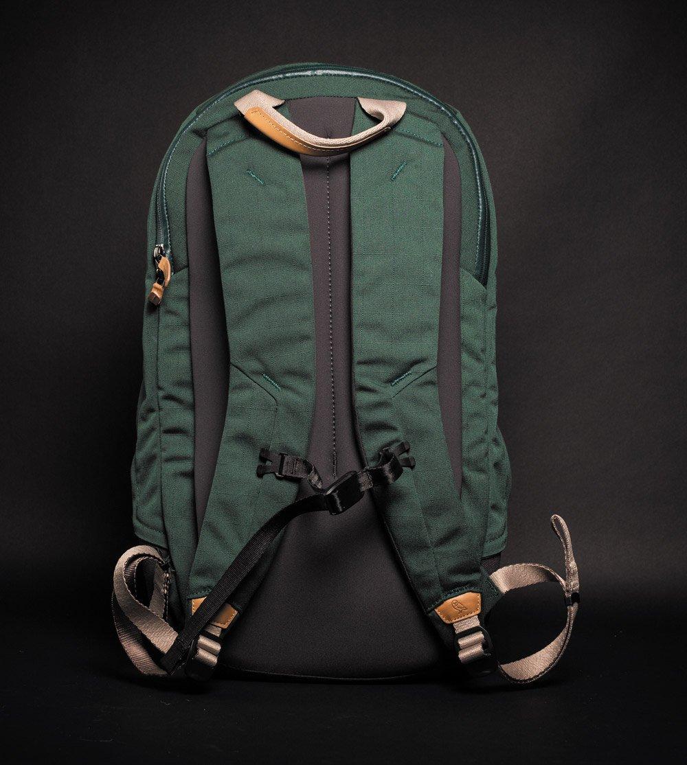 Bellroy Classic Backpack green back