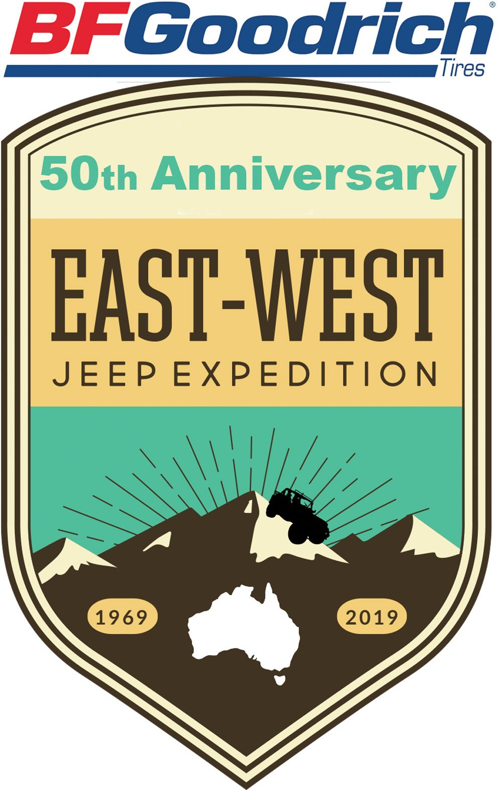 East-West Jeep Expedition logo