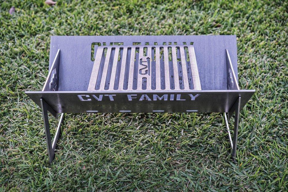 CVT Portable Fire Pit