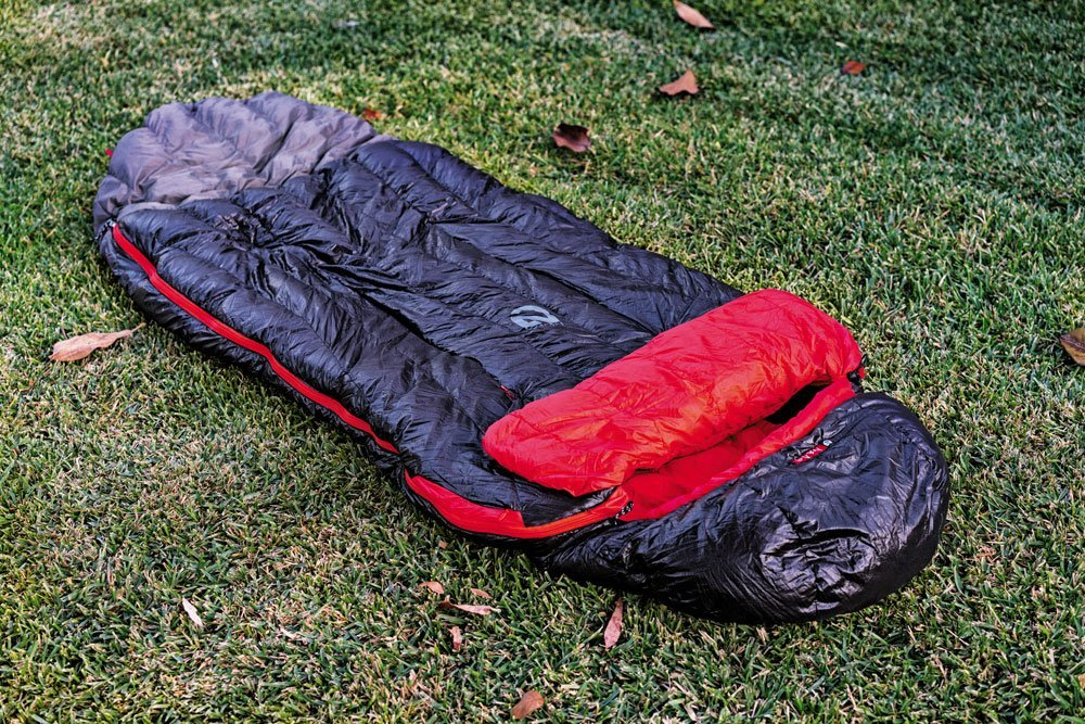 NEMO Riff winter sleeping bag