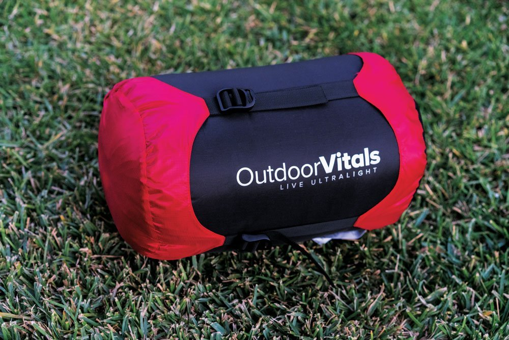 Outdoor Vitals Hybrid bag case
