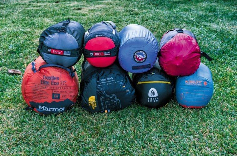 Winter-Ready Sleeping Bags