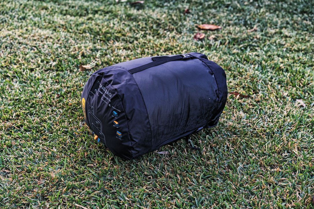 North Face The One Bag case