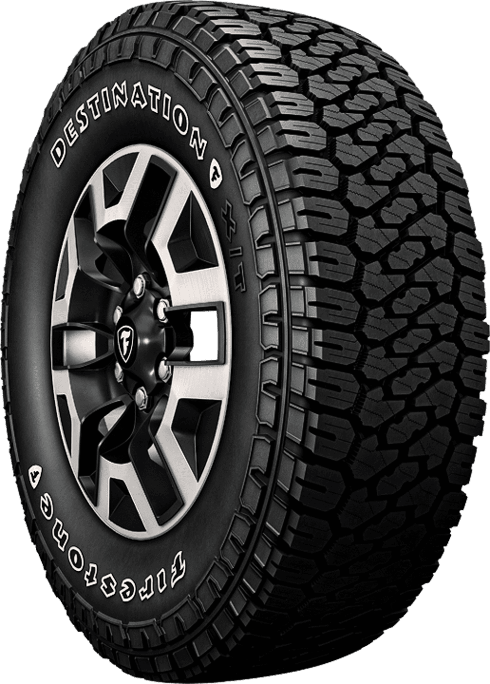 Firestone Destination X/T Tire