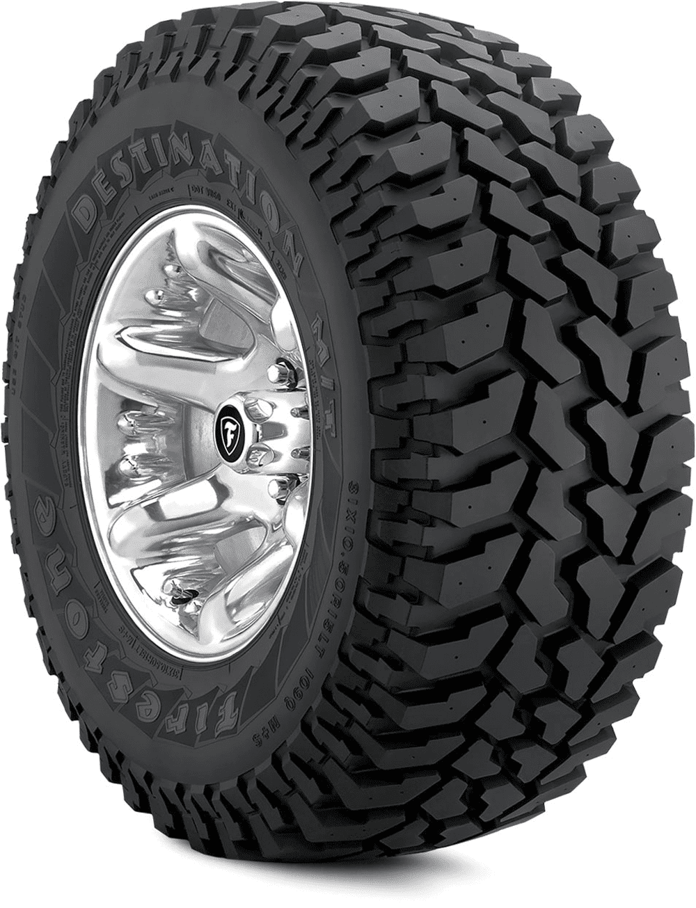 Fuel Off-Road Gripper A/T Tire