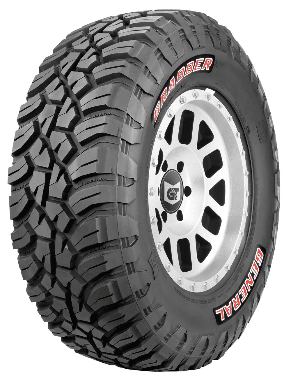 General Grabber X3 Tire