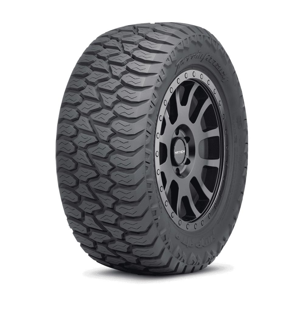 AMP Terrain Attack A/T A tire