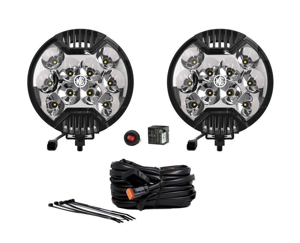Slimlite LED system