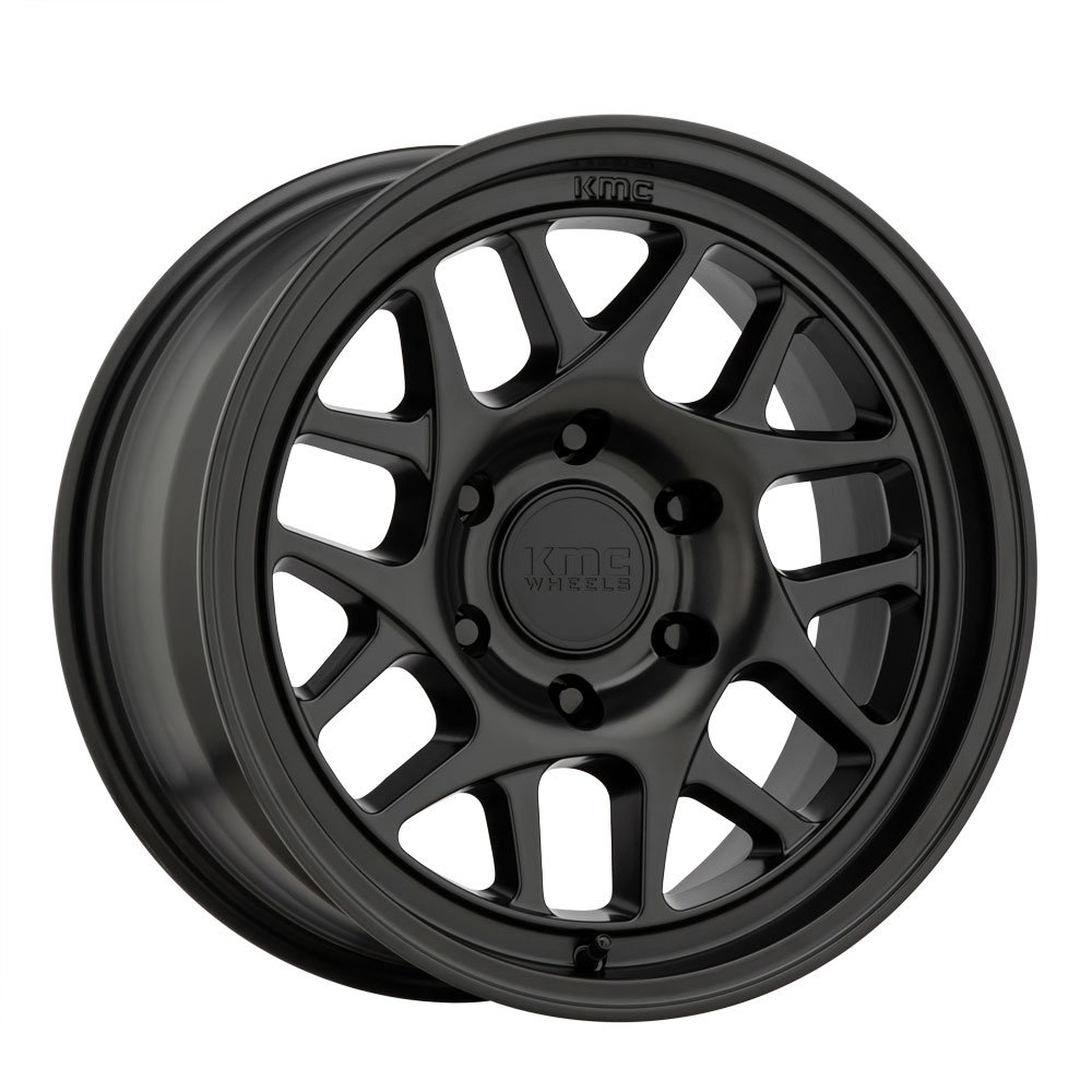 KMC Wheels XKM717 Bully OL
