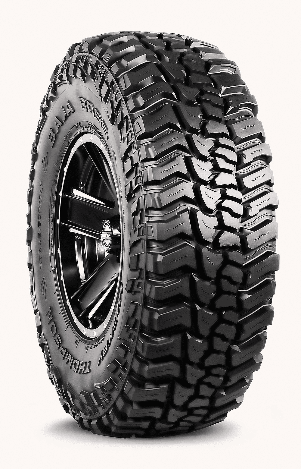 Bridgestone Dueller AT/2 Revo 3 On- and Off-Road Tire