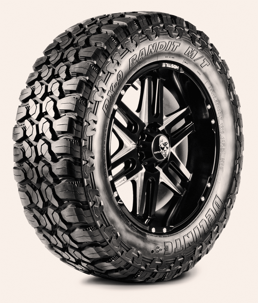 Delinte The Bandit M/T Off-Road Tire