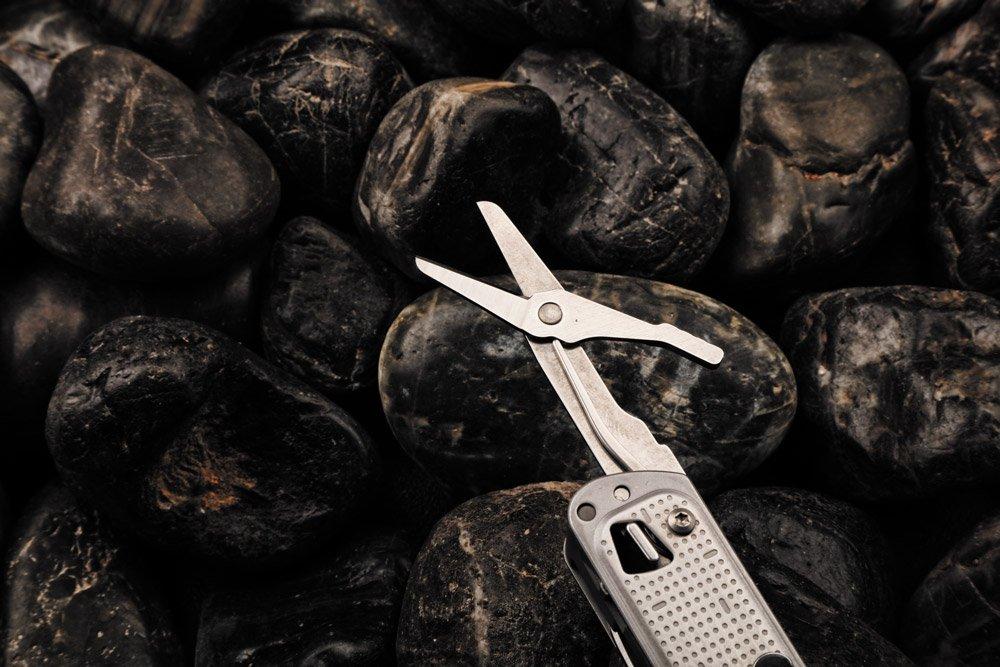 Multi-Tool Scissors