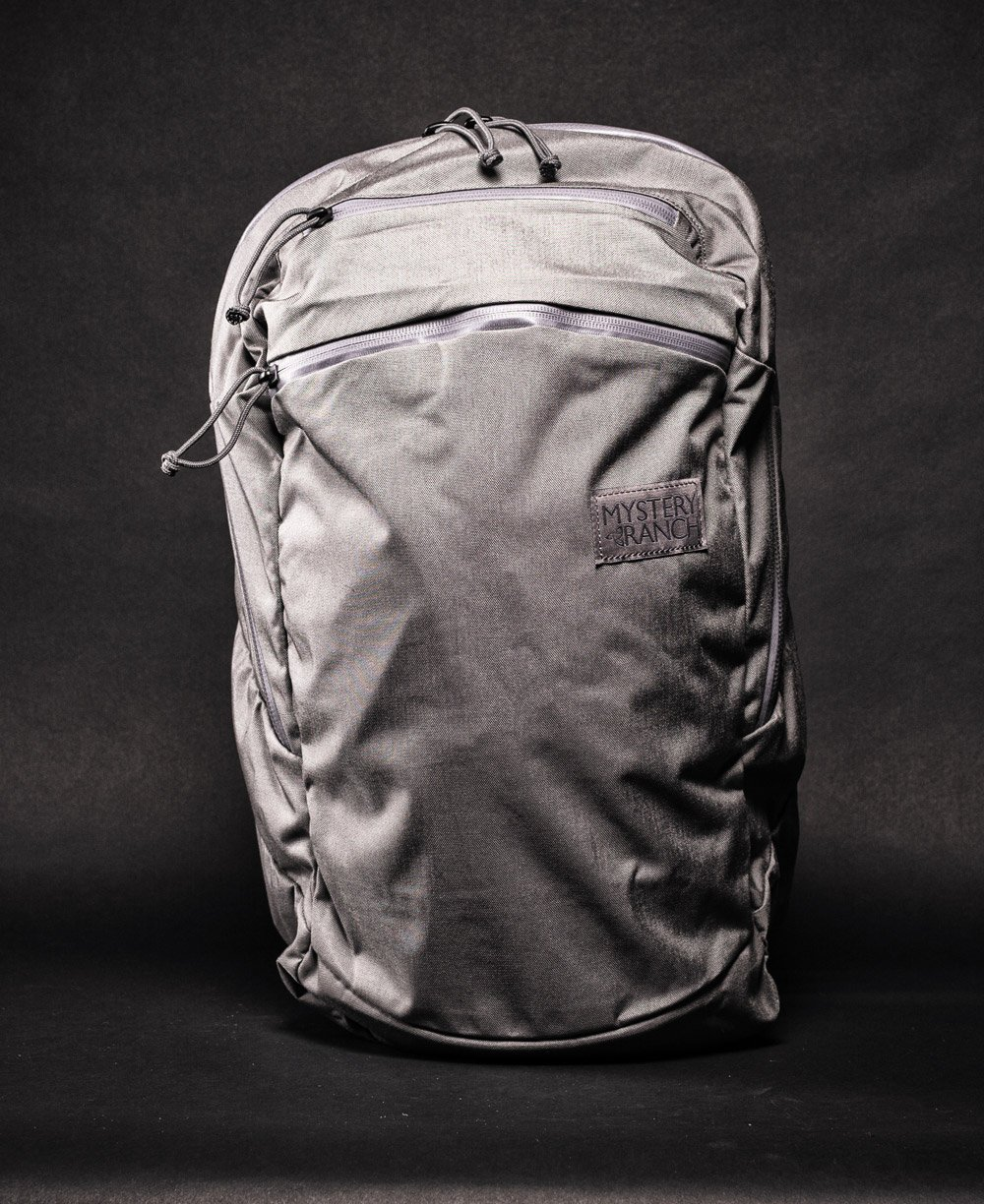 Mystery Ranch Prizefighter backpack gray front