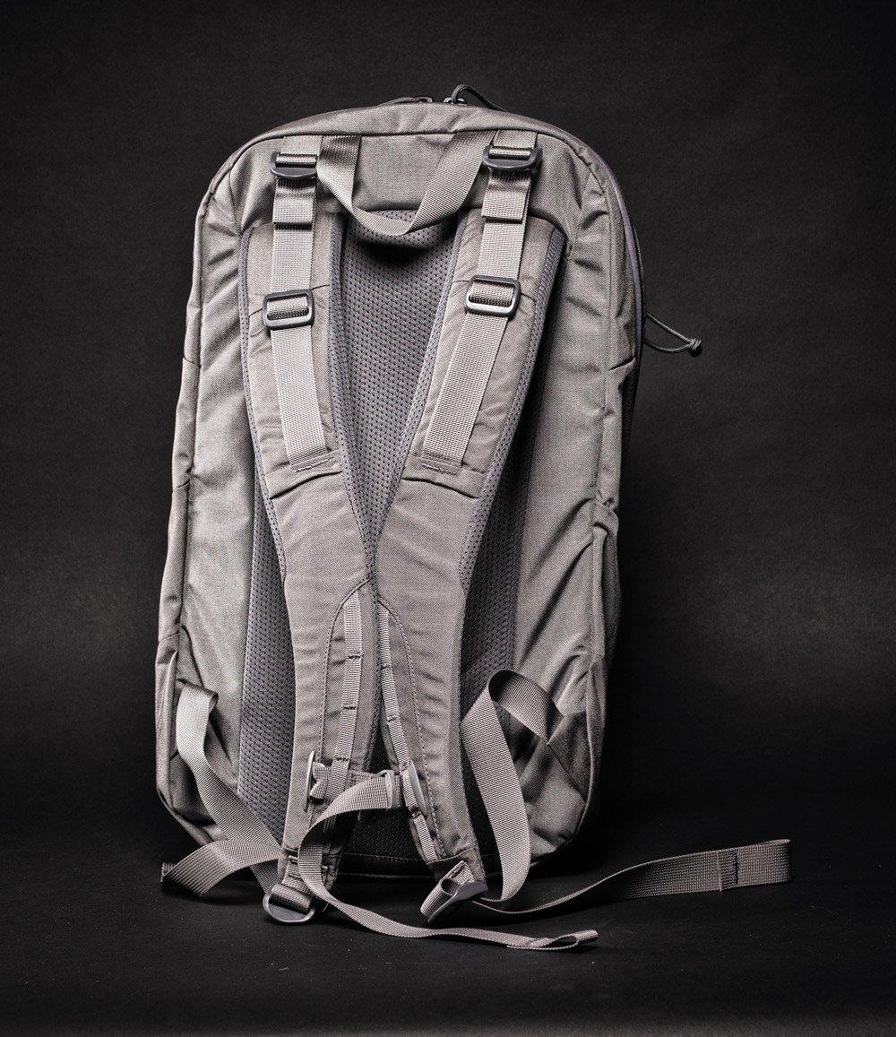 Mystery Ranch Prizefighter backpack gray back
