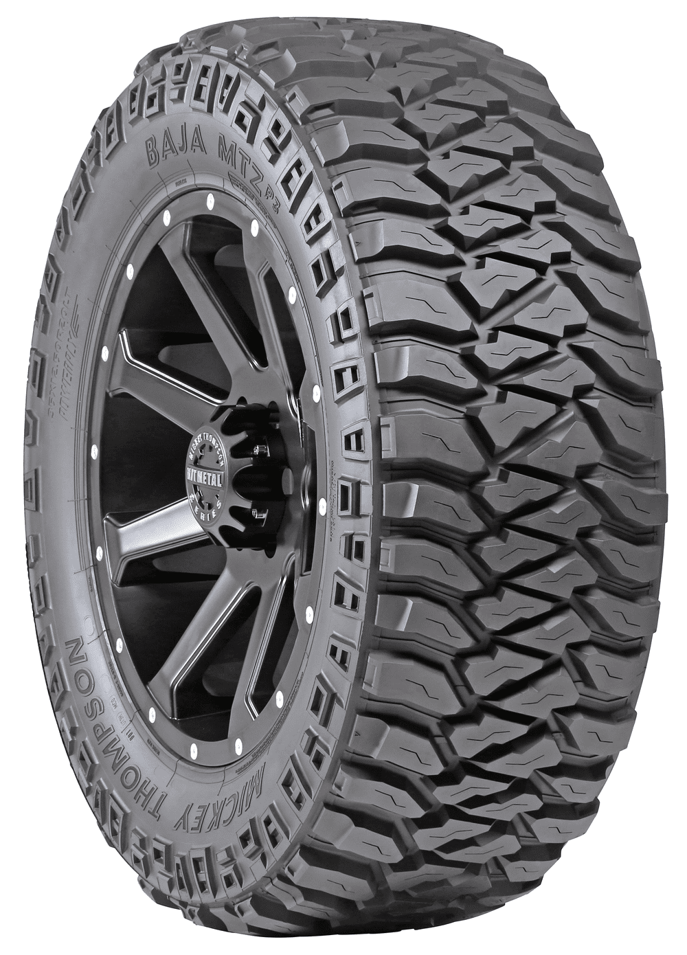 Mickey Thompson Baja MTZ P3 Off-Road Tire