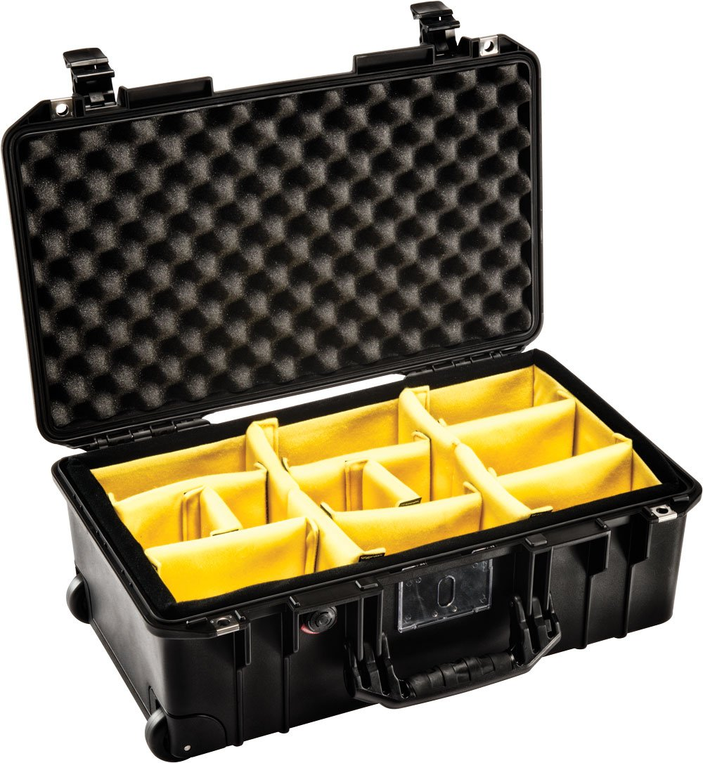 Pelican Air Carry-On Case 1535 storage containers