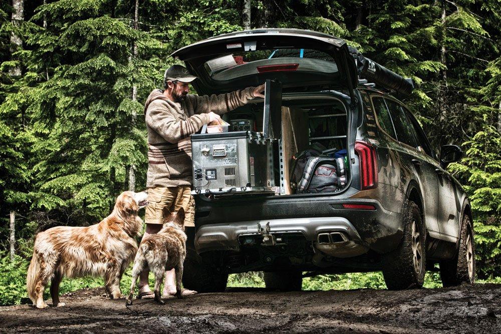 2020 KIA Telluride Jason Darrah dogs