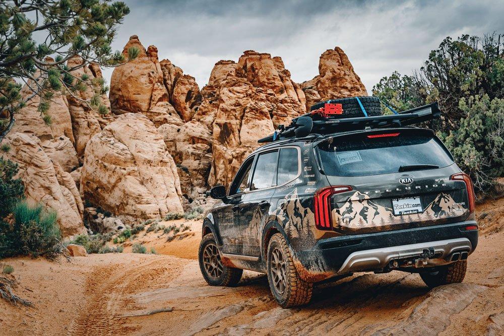 2020 KIA Telluride Trails Moab