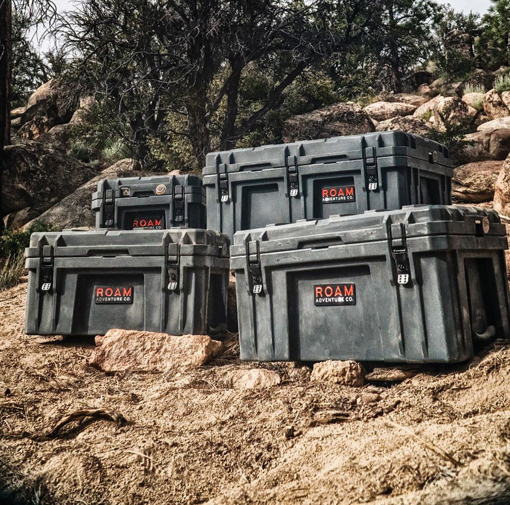 ROAM Adventure Company The Rugged Case storage containers