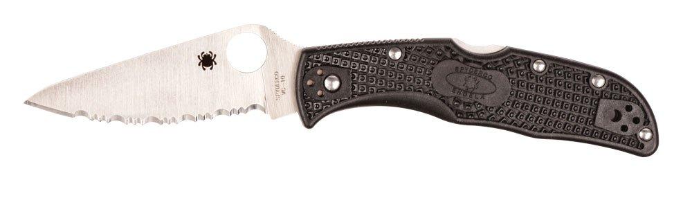Spyderco FRN pocketknife
